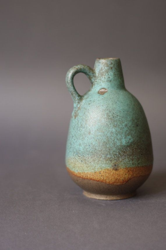 Mid Century Modern West German Pottery Small by GoGoBerlinette