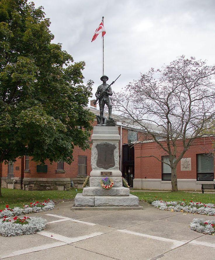 Cenotaph, Dundas, Ontario