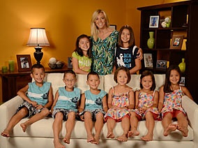 Kate plus 8  - You should see my life