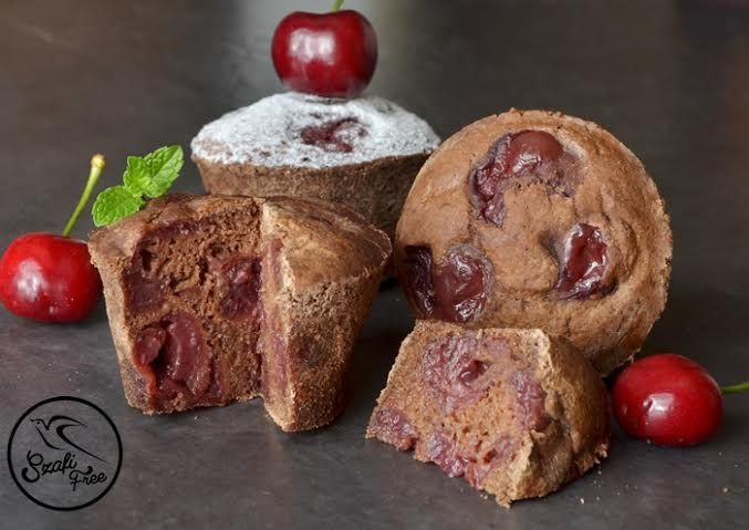 Szafi Free kalóriaszegény karobos muffin és piskóta alap (gluténmentes, tejmentes, tojásmentes, cukormentes HCLF vegán)