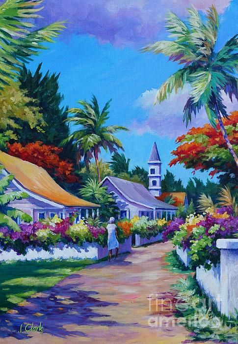 Road Through Eden By John Clark