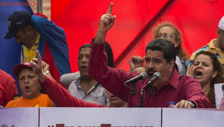 """""""Wenezuela i Ameryka Łacińska zjednoczone przeciw imperium!"""""""