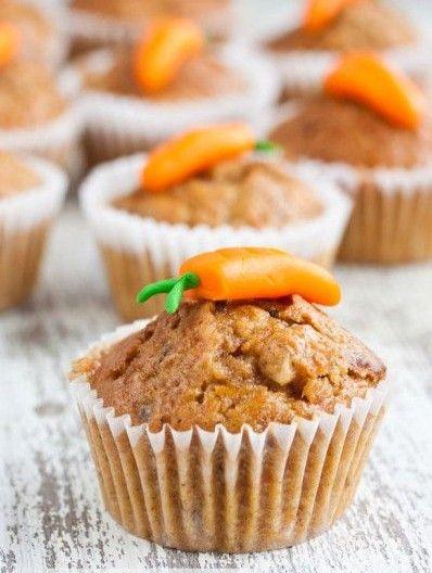Muffin alla carota: ricetta ed ingredienti