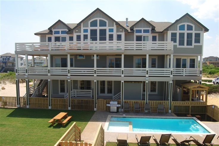Absolute Elegance 757 L Corolla Nc Outer Banks Wedding And Event Home L Premiere Oceanfront
