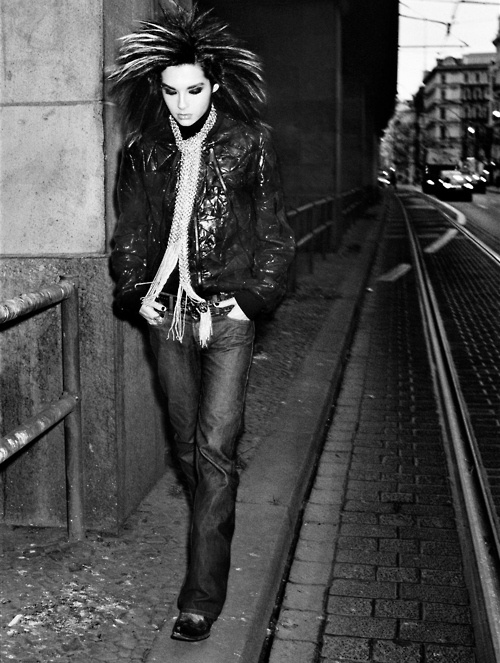 Bill Kaulitz, Tokio Hotel.