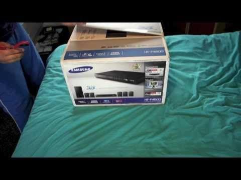 Samsung HT-J4500 5.1 3D Blu-ray Heimkinosystem Test | 3D Heimkino Systeme