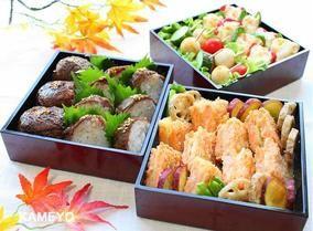 簡単美味しい!秋の行楽弁当♪ 運動会弁当にも!!|レシピブログ