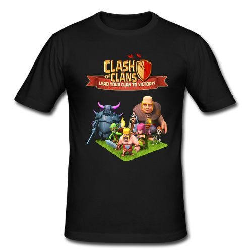 Clash Of Clans Coc T Shirt