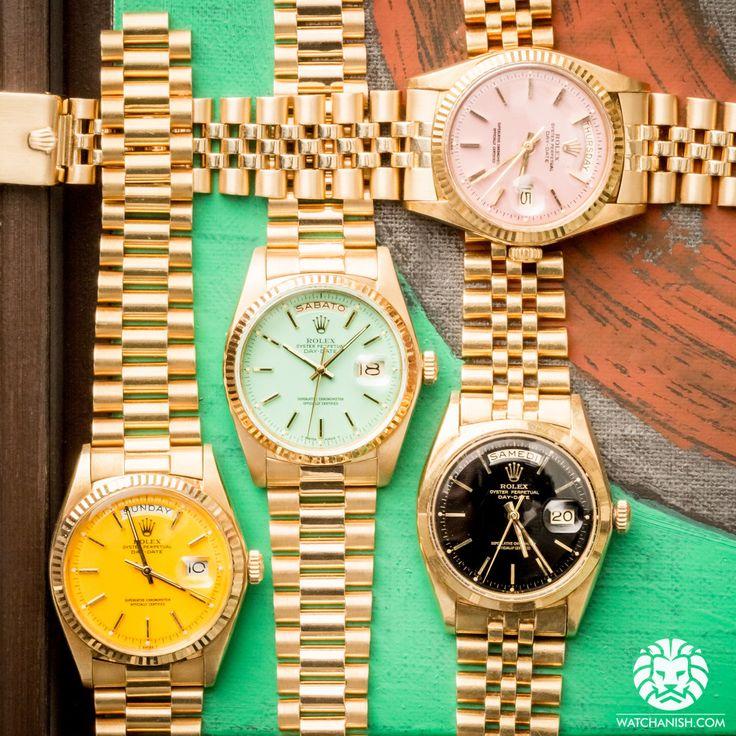 Phillips x Aurel & Bacs: The Glamorous Rolex Day Date Sale