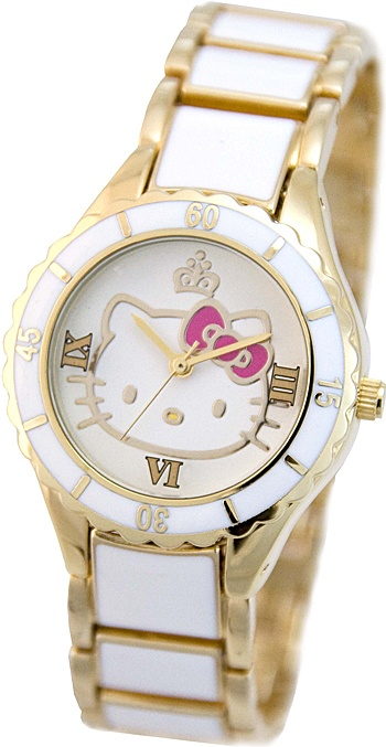 Hello Kitty watch. I. Need. This. If you love me you will get me this !