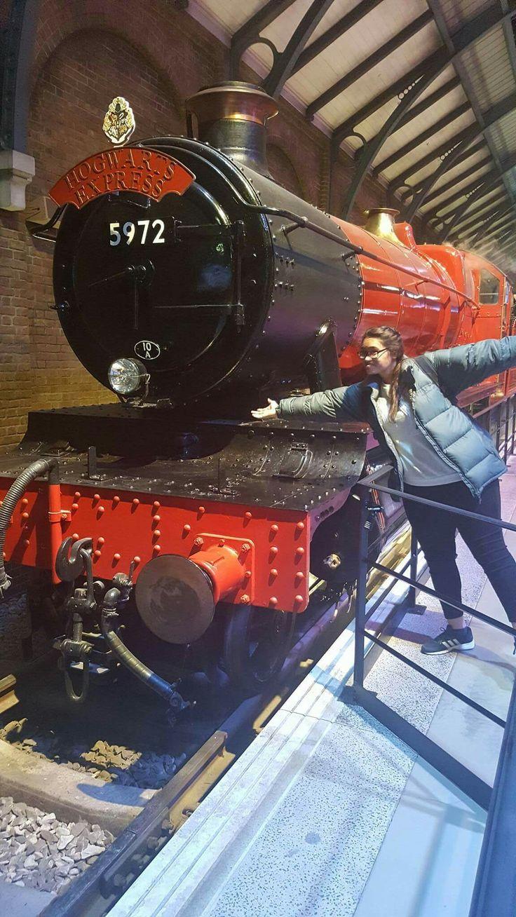 Hogwarts express 😀
