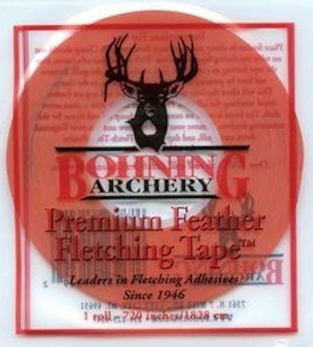 Bohning Premium Feather Fletching Tape, not Fletch Tite