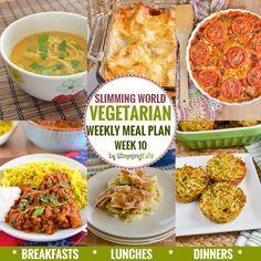 Best 25 Vegetarian Weekly Meal Plan Ideas On Pinterest