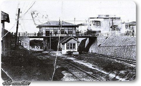 #bakirkoy #train #station #istanbul #turkey #1930's