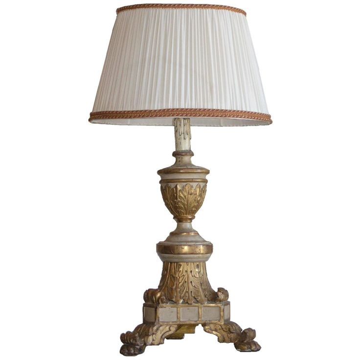 italian painted and parcelgilt lamp chandelier lamps modern table and lampshades