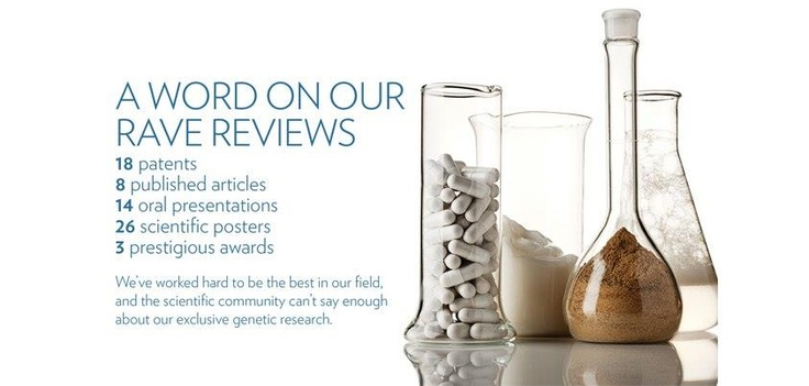 Great things coming from Nu Skin. (www.nuskin.com/thesource)