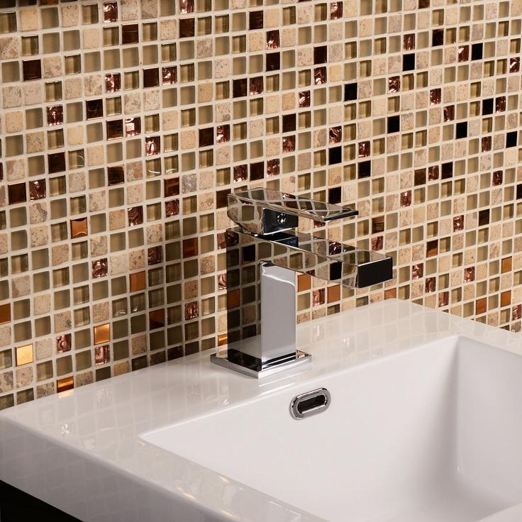 Valencia Mosaic, £8.60, BetterBathrooms.com | Home decor ...