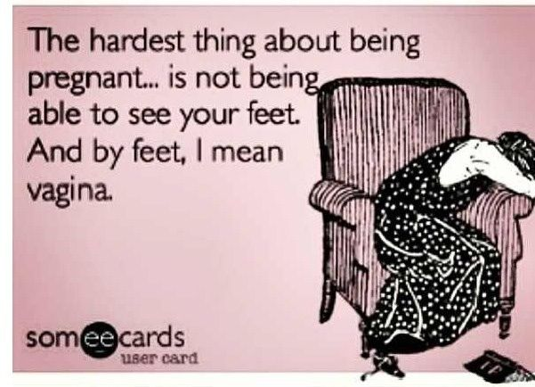 The hardest thing about being pregnant #mommyissues