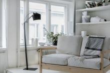 | Innolux, Pasila floor lamp by Juho Pasila
