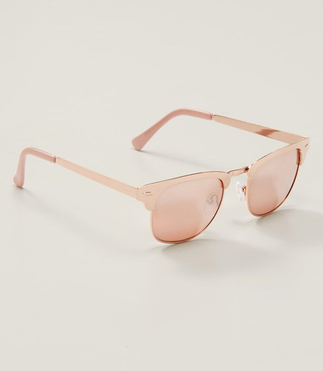 Thumbnail Image of Primary Image of Gilded Retro Sunglasses