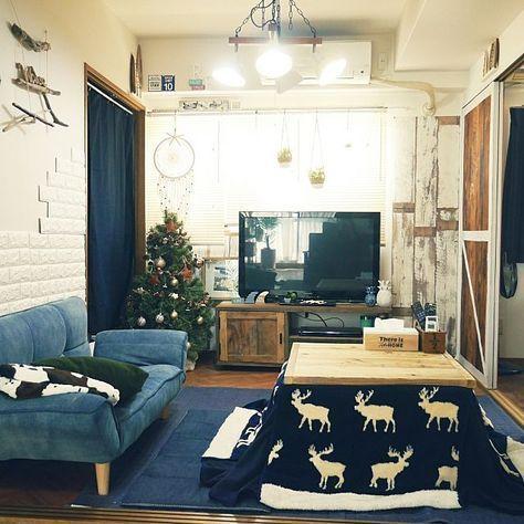 四畳半レイアウト実例!家具の配置と気になる収納術   RoomClip mag   暮らしとインテリアのwebマガジン