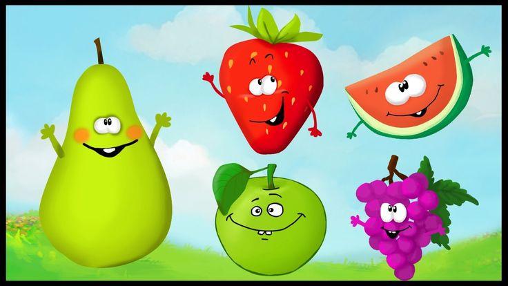 Apprendre les fruits en s'amusant (francais)