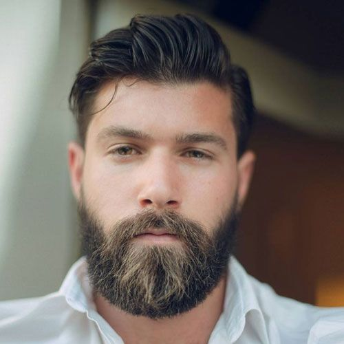 Short Beard Styles - Trimmed Beard