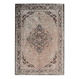 Vloerkleed Tabriz roze/zalm 160x230 cm | Vloerkleden | Woonaccessoires | Meubelen | KARWEI