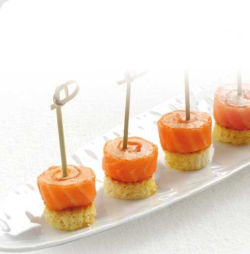 Ricetta Rotolo di salmone Kv Nordic,senape Maille,ricette creative