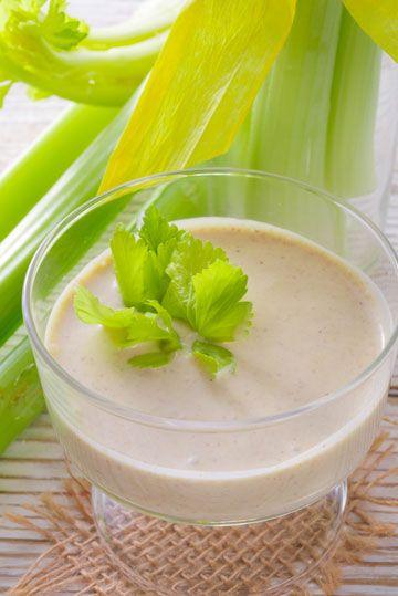 Une #recette rapide pour une sauce salade légère et onctueuse