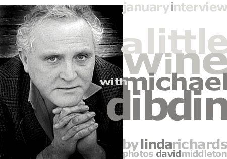 Interview | Michael Dibdin