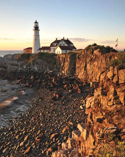 Maine, been a million times but didn't truly appreciate it until I
