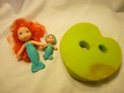 Mermaids!  I loved these!