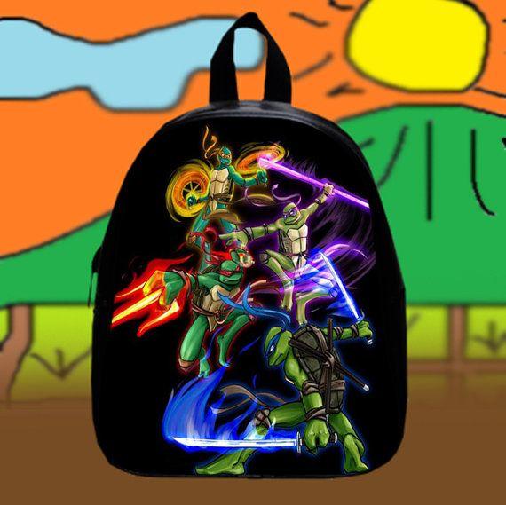 TMNT Teenage Mutant Ninja Turtles   Custom by KopiHitam55 on Etsy