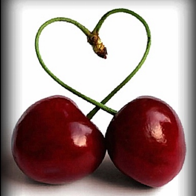 cherries: Fruit, Red, Sweet, Food, Cherries, Photo