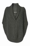 Så god til de kommende efterårsdage :-). Jeg vil bruge den over en sweater, strikkjole eller cowboyjakke. Gai & Lisva Firenze Poncho