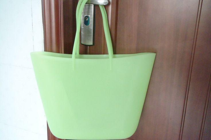 silicone beach bag summer beach bag