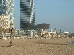 barceloneta - such a great people watching place!