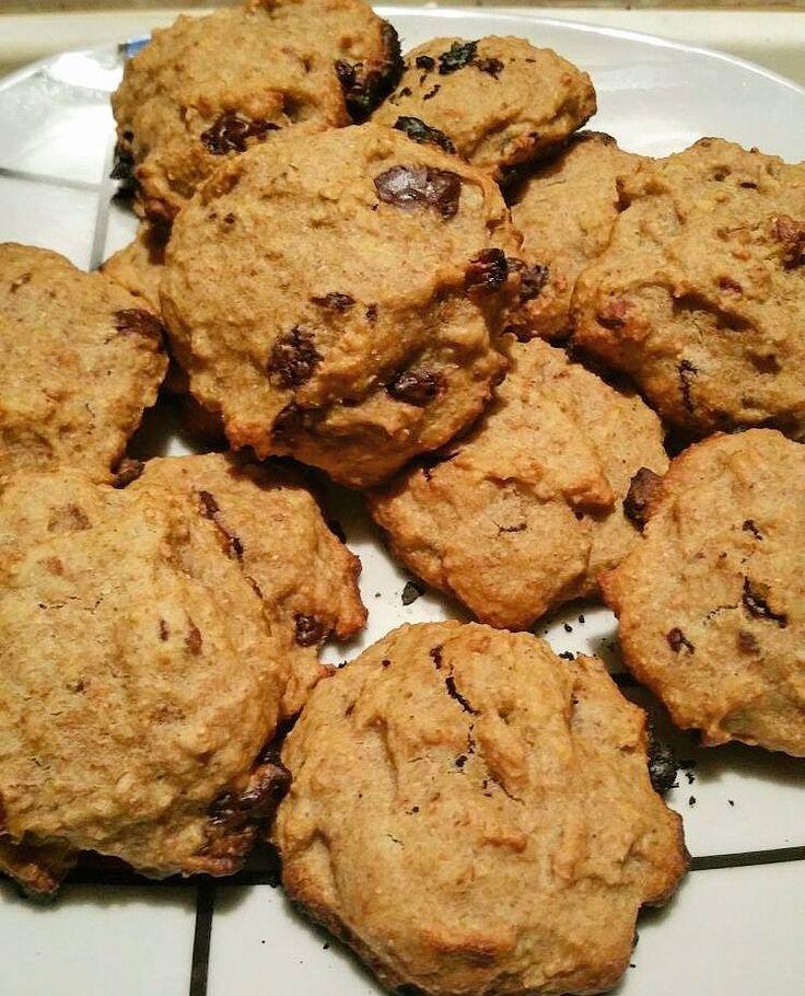 Biscotti proteici veg