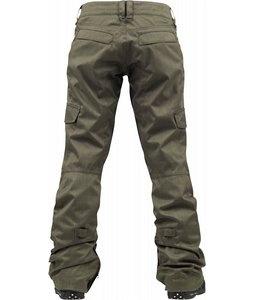 Burton TWC Boomsticks Snowboard Pants in 'Keef' (h*te bulky snowpants).