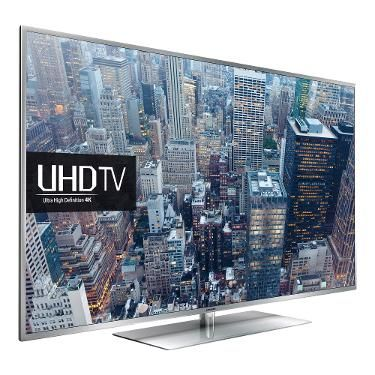 "Buy Samsung UE40JU6410 LED 4K Ultra HD Smart TV, 40"" with Freeview HD/freesat HD and Built-In Wi-Fi 