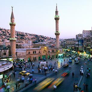 Amman, Jordan -STN Middle East trip 2010