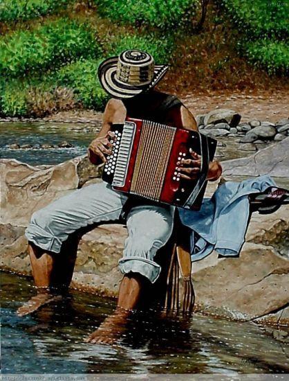 Arte folclórico COLOMBIANO