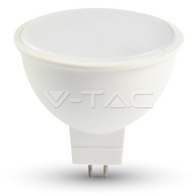 4,57€ Lampadina LED faretto 7W MR16 12V Plastica SMD Bianco  SKU: 1690 | VT: VT-1977