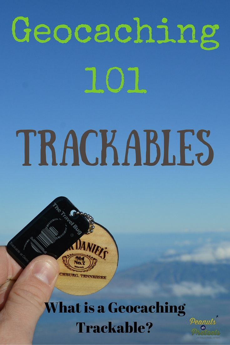 Geocaching 101: What is a Geocaching Trackable? -