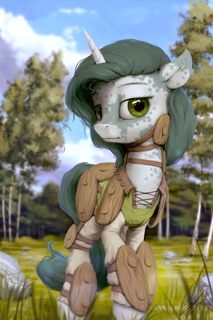 Unicorn Natura by AssasinMonkey