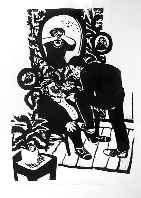 Кружок скорого рисунка  Бабель литературный музей до 31 авг