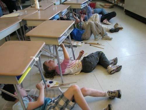 The Future Michelangelo's! Kids Fun & Education!