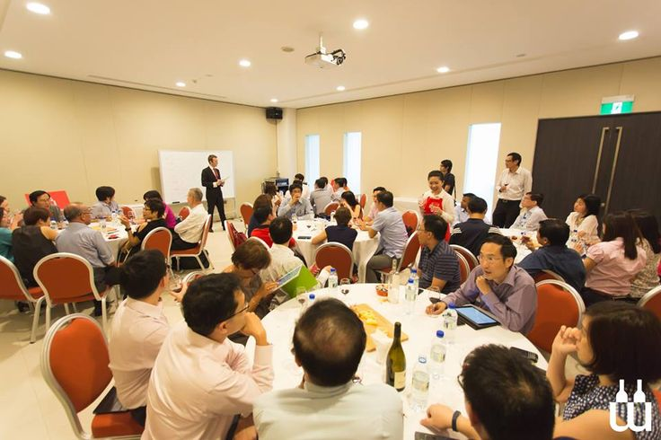 A big thank you to the Civil Service Club for the wonderful opportunity to conduct our blind tasting quiz for our esteemed guests from the Ministry of Manpower!  Special thanks to the Minister of Manpower, Mr Tan Chuan-Jin for taking time out of his busy schedule to join us for the tasting session.