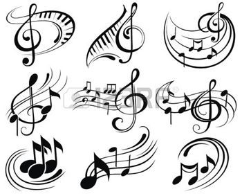 musik: Musik Noten